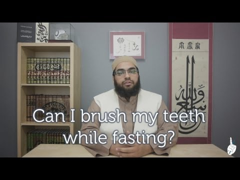 Can I Brush My Teeth While Fasting?