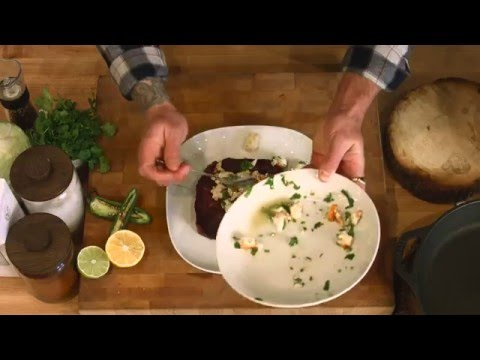 Sweetheart Steak with Lobster Ceviche Recipe | Traeger Grills