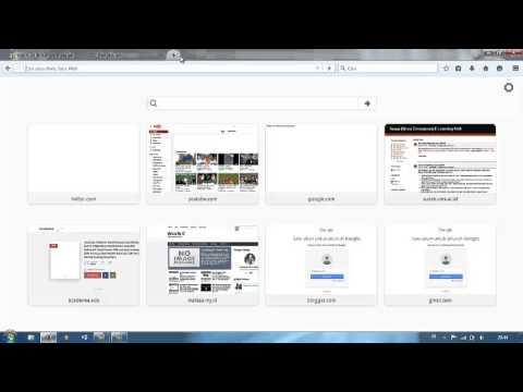 Cara Mengatasi Server proxy menolak sambungan pada Mozilla Firefox