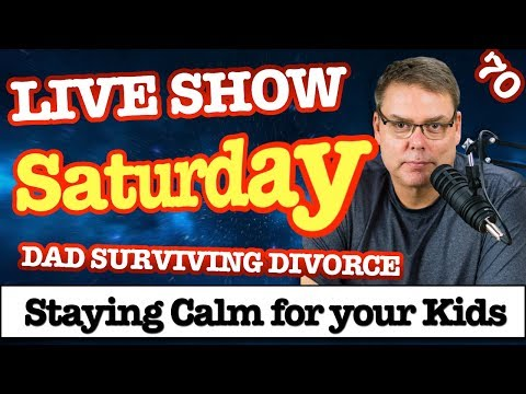 Staying Calm for your Kids - DSD Livestream #70