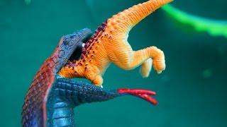 Download ДИНОЗАВР-СИРОТА!!! НЕ ЕШЬТЕ МЕНЯ!!! Приключение динозавра.Видео игрушки. Для детей Video