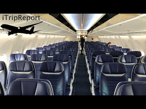 (New Heart Interior) Southwest 737-800 Heart Interior Trip Report