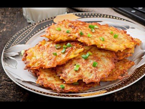How to Make Potato Latkes | Classic Potato Pancakes Recipe | Potato Latkes Recipe | Perfect Latkes