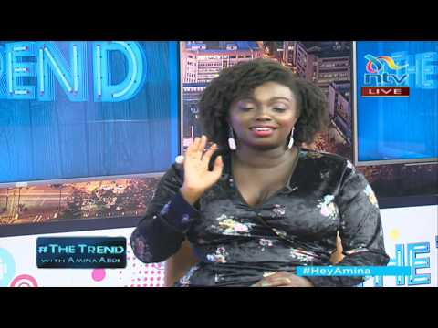 #theTrend: Wendy Kimani on dealing with postpartum depression, music and living abroad