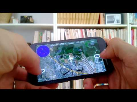Android : Fly over Maps