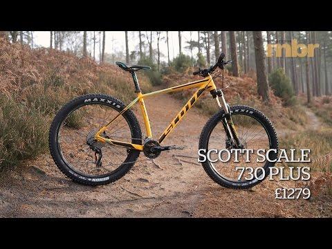 2017 Scott Scale 730 Plus review | MBR