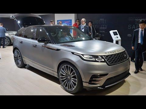 2018 Range Rover Velar Interior, Exterior, Specs and Price