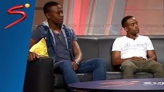Kagiso Rabada and Temba Bavuma on TNL