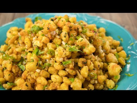 Crispy Corn Recipe | Indian Restaurant Style Crispy Corn Kennals Recipe at Home | Snack ON