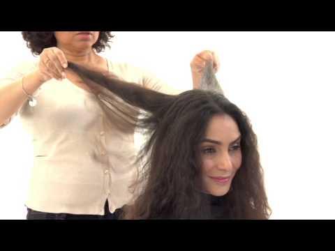 Cutting Wavy Hair