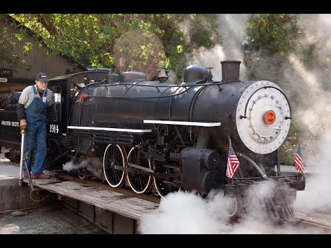 Swanton Pacific Railroad Live Steam 19