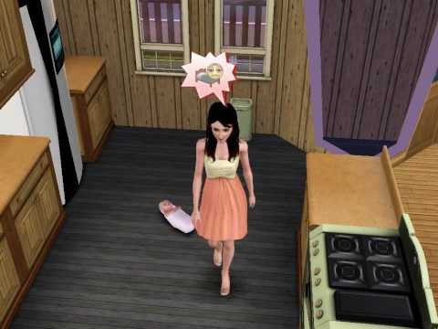 sims 3 growing up from baby to toddler