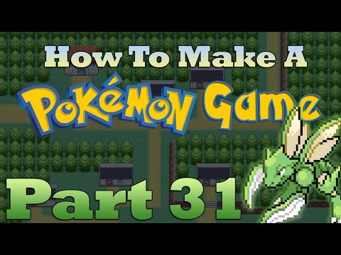 How To Make a Pokemon Game in RPG Maker - Part 31: Safari Zones