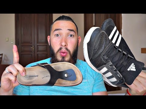 WHAT TO WEAR ON YOUR FEET WHEN TRAVELLING | Quick Travel Tips For Beginners Ep.002
