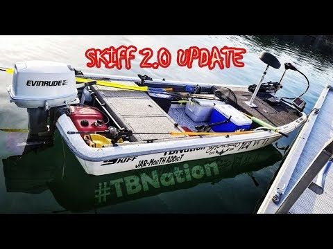 Skiff 2.0 Update. Almost done!  #TBNation