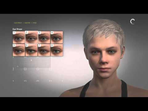 Metal Gear Online 3 - Female Customization