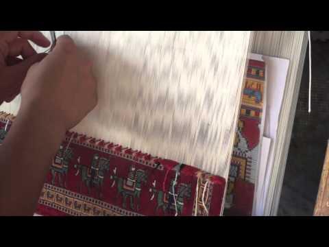 Turkish Traditional Carpet Making