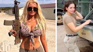 10 SEXIEST Armies You Don