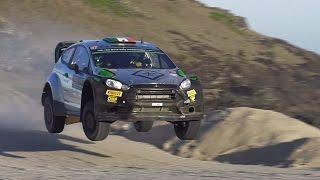 Day 3 - Rally Australia 2016 - L. Bertelli / S. Scattolin - Ford Fiesta WRC