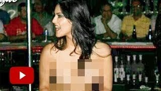 Sunny Leone Strips At Private Party Video  !