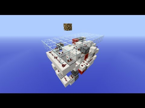 5x6x10 Hipster Floating Lamps - Seamless & Expandable | Minecraft