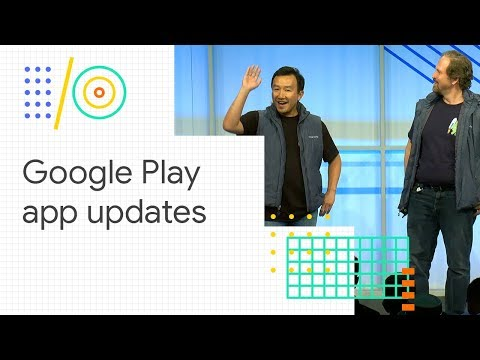Migrate your existing app to target Android Oreo and above (Google I/O '18)