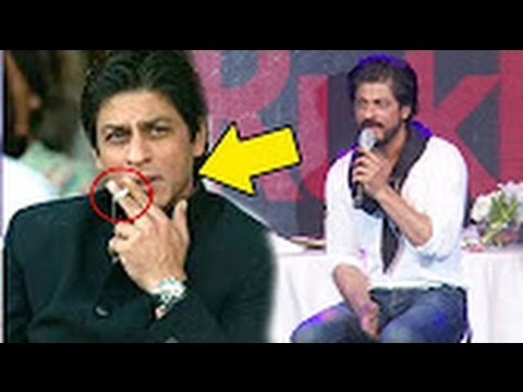 How Many Cigarettes Shah Rukh Khan Smokes In A Day? | Bollywood Inside Out