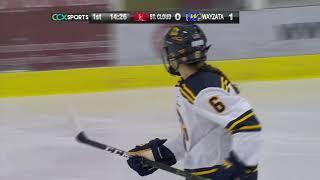St Cloud vs. Wayzata Girls High School Hockey