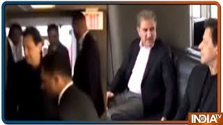 Embarrassment for Imran Khan as no US Official came to Receive Him at the Airport