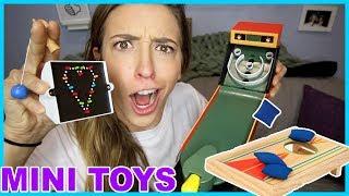 More Miniature Toys!