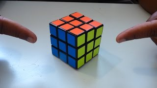 How To Solve A Rubik S Cube In 2 Easy Moves