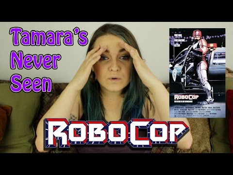 RoboCop - Tamara's Never Seen