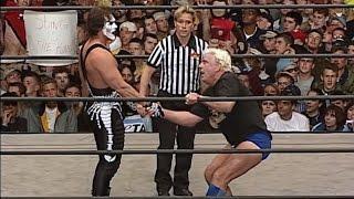 Final Episode of WCW Nitro: Sting vs. Ric Flair