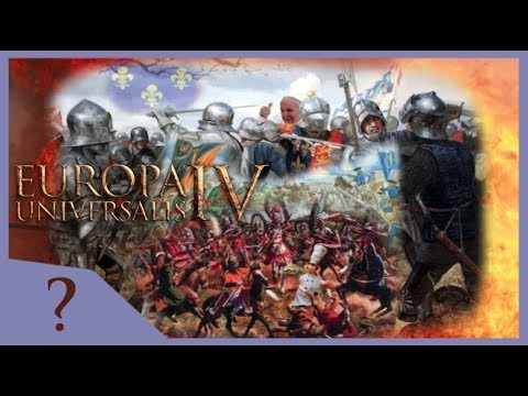 Europa Universalis IV European Multiplayer - France #14