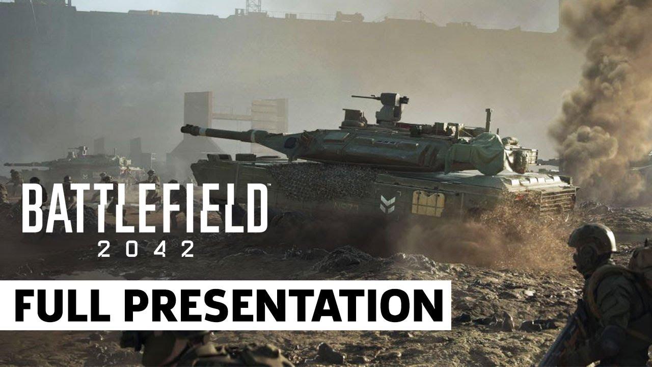 Battlefield 2042 In-Depth Look   Xbox Games Showcase 2021