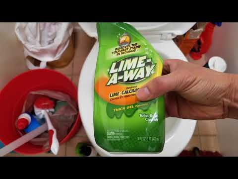 Best & Easy Way To Clean Your Toilet Bowls Less Than 3 Minutes Tips, Tricks & Guides! 5 25 18
