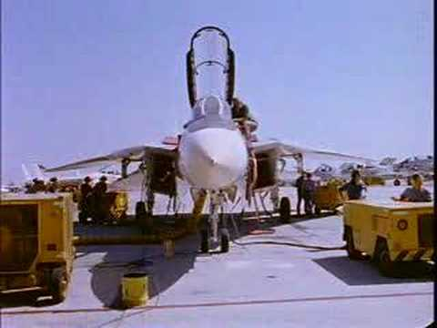F-14 Tomcat And Navy Fighter Weapons School
