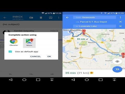 How to Add Multiple Destinations on Google Maps for Android?