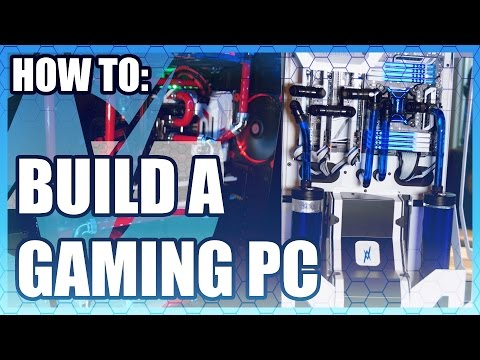 How to Build a Gaming PC: Step-by-Step Walkthrough 2016