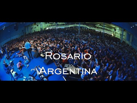 Holy Spirit Revival and miracles in Rosario, Argentina!!