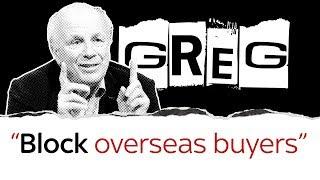 Greg Dyke on the housing crisis