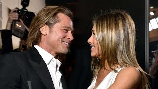 Brad Pitt and Jennifer Aniston 'Love and Adore Each Other,' Source Says