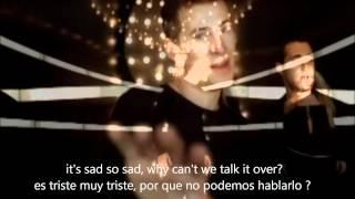 Blue & Elton john - sorry seems to be the hardest word subtitulado español ingles