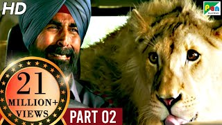 Singh Is Bliing (2015)   Akshay Kumar, Amy Jackson, Lara Dutta   Hindi Movie Part 2 of 10   HD 1080p
