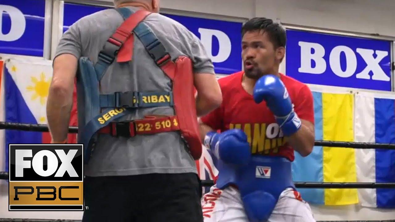 Manny Pacquiao vs. Errol Spence Jr. | FIGHT CAMP | EPISODE 1 | PBC ON FOX
