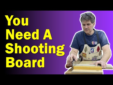 Shooting Board Build