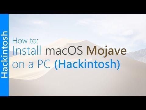 How to make a hackintosh usb without a mac -