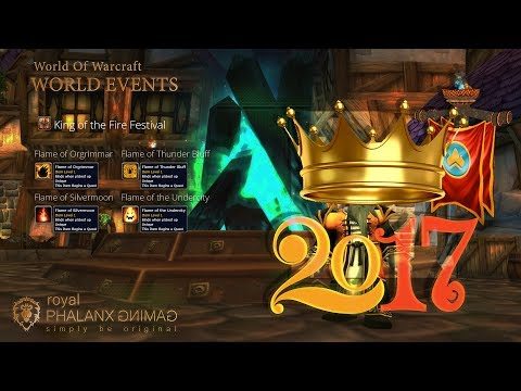 World Events-2017 Midsummer Fire Festival-King of the Fire Festival Achievement (Alliance)