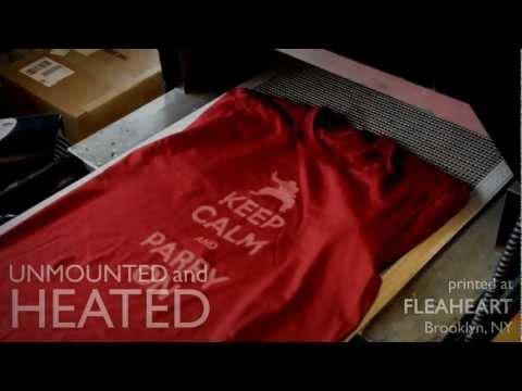 236P: Making the #37 Keep Calm T-Shirt