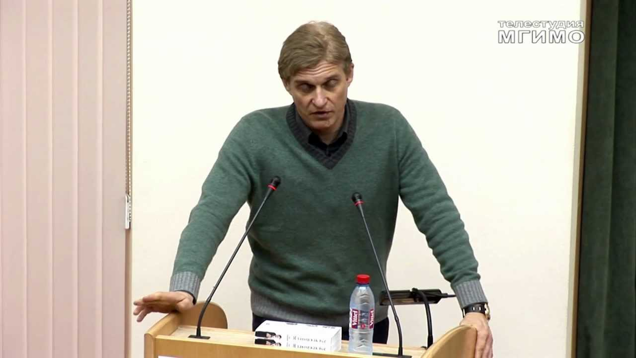 Олег Тиньков в МГИМО
